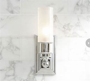 6 romantic bathroom lighting options style at home With bathroom wall sconces
