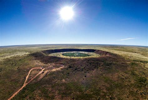 wolfe creek meteorite crater budd photography