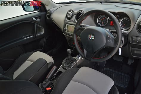 car picker alfa romeo mito interior images