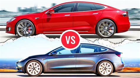 Tesla Vs by Tesla Model 3 Vs Used Tesla Model S Buyers Guide