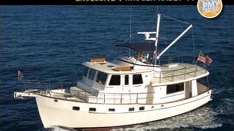 american tug  power motoryacht