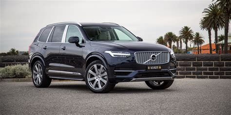 Review Volvo Xc90 by 2017 Volvo Xc90 Excellence Review Caradvice