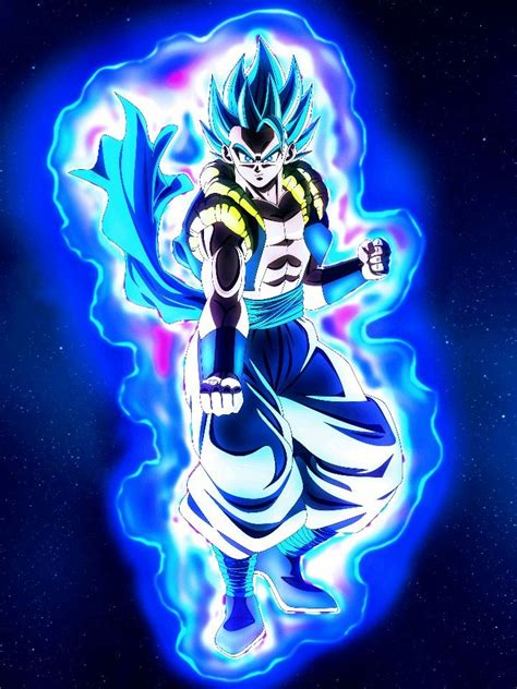 gogeta dragon ball super anime dragon ball super