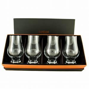 Coffret Verre Whisky : coffret prestige glencairn officiel verre de whisky lot de 4 zekebe ~ Teatrodelosmanantiales.com Idées de Décoration