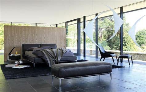 chambre a coucher style contemporain idée chambre à coucher de style moderne et contemporain