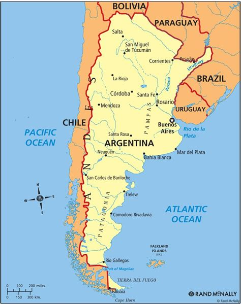 map  argentina maps pinterest argentina action
