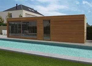 Pool House Toit Plat : toit plat excellent panneaux solaires sur toit plat with ~ Melissatoandfro.com Idées de Décoration