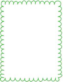 Dotted Line Border Clip Art
