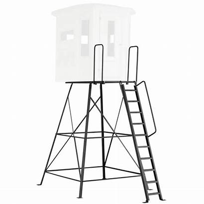 Tower Blind Muddy Base Box Stands Hunting