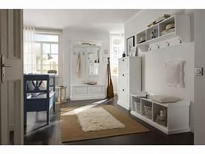 Garderobe Vintage Weiß : garderobe odette ii garderobe von massivum ~ Sanjose-hotels-ca.com Haus und Dekorationen
