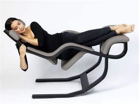 si e ergonomique varier gravity balans poltrona ergonomica gravity balans di