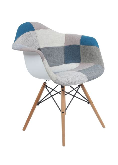 chaise eames patchwork 23 best la vie en bleu images on charles eames