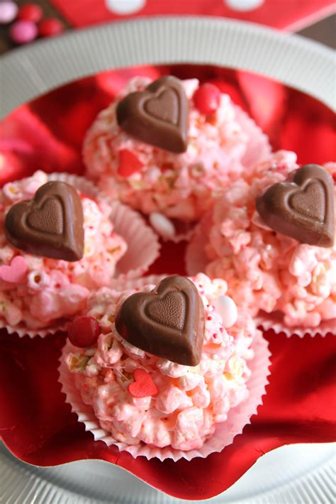 pink marshmallow popcorn balls catch  party