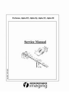 31687m4a Performa Service Manual Jun2000