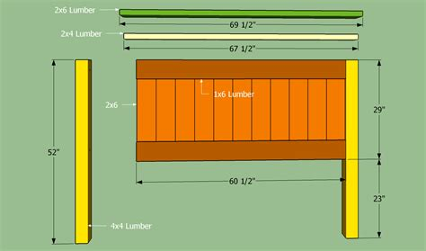 build diy queen size headboard plans   plans wooden