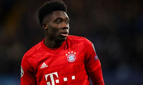 Alphonso Davies names the Spurs player he thinks is ...