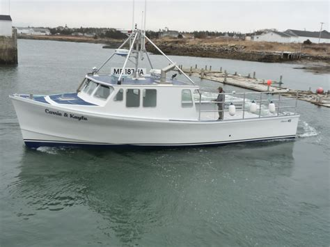 Lobster Boats For Sale by Lobster Boats Dixonsmarine