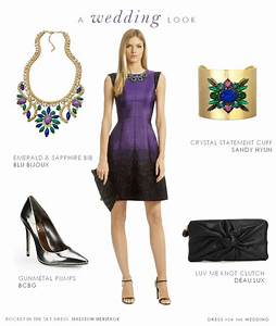 purple dress for a guest of a wedding With purple dress for wedding guest