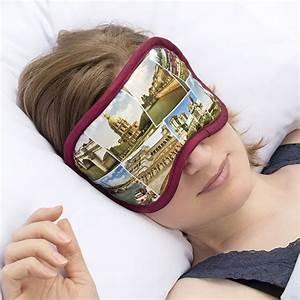 Masque De Nuit : masque de sommeil original masque de nuit personnalis ~ Melissatoandfro.com Idées de Décoration