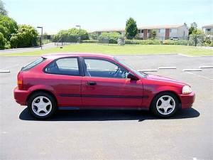 FSRed '97 Honda Civic DX HatchbackLos Angeles, CA