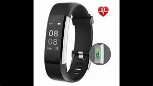 Yamay Fitness Tracker - Smart Wristband