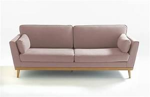 test et avis canape vintage tasie de la redoute interieurs With nettoyage tapis avec canape la redoute 2 places