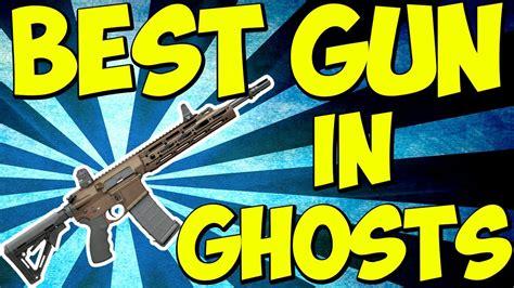 cod call ghosts duty gun weapon multiplayer