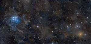 Pleiades to Hyades