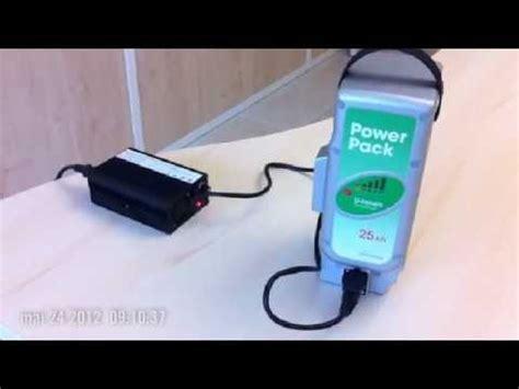 batterie pour fauteuil roulant electrique batterie 25ah et chargeur pour velo 233 lectrique type panasonic