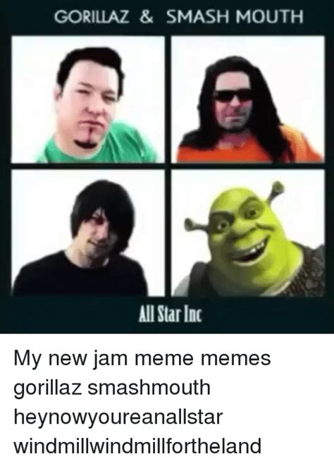 All Star Memes - funny gorillaz memes of 2017 on sizzle deadly