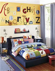 New Interior Decoration: Fun Young Boys Bedroom Ideas