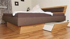 Bett 200x200 Mit Bettkasten : boxspring bett mit bettkasten 120x200 cm nur f r ihren r cken gefertigt ~ Indierocktalk.com Haus und Dekorationen