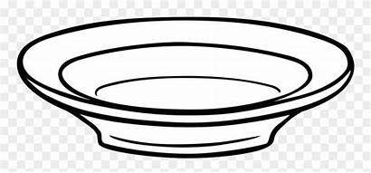 Paw Clipart Tiger Outline Dish Tattoo Bowl