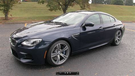 2014 Bmw M6 by 2014 Bmw M6 Gran Coupe Start Up Exhaust And In Depth