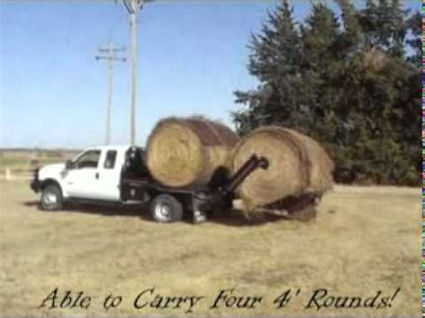 Cannonball Bale Beds by Cannonball Bale Bed Demo 3 Mpg