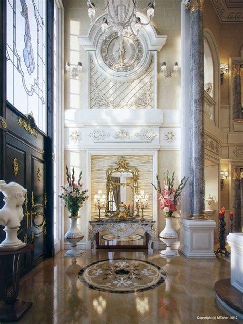 luxury villa  qatar visualized beautiful elegant