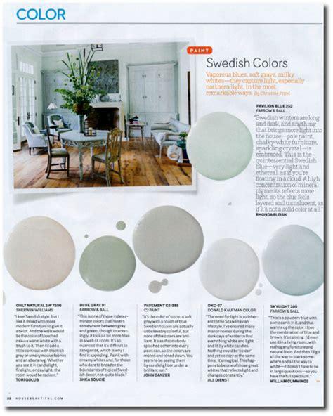 12 interior designers pick their favorite swedish paint colors