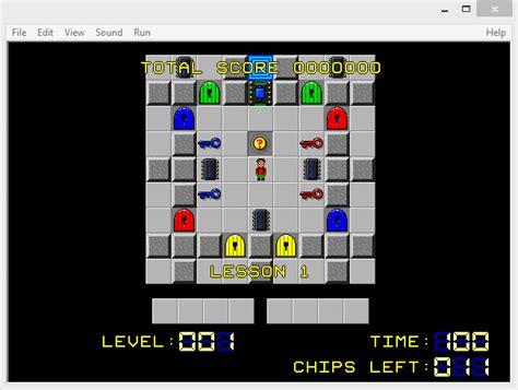 chips challenge  unreleased sequel chips challenge
