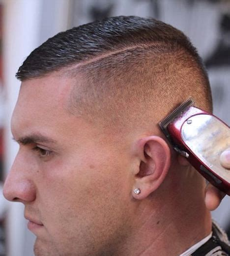 25  best ideas about Army Haircut on Pinterest   Army cut