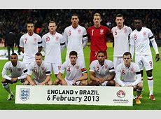 England v Brazil Friendly Match Report The Center Circle