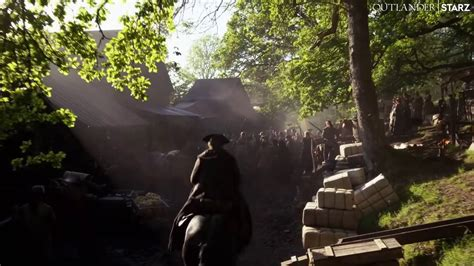 We finally have a premiere date! First Trailer for 'Outlander' Season Five | Outlander TV News