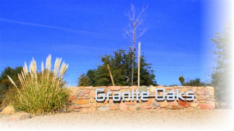granite oaks homes for sale