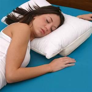 better sleep pillow cream velour cover tempur neck With best neck support pillow for sleeping