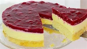 Himbeer Philadelphia Torte : himbeer schmand kuchen schmandkuchen mit himbeeren ~ Lizthompson.info Haus und Dekorationen