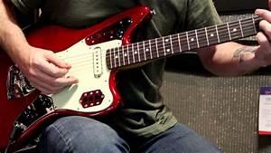 Fender Classic Player Jaguar Electric Guitar Demo