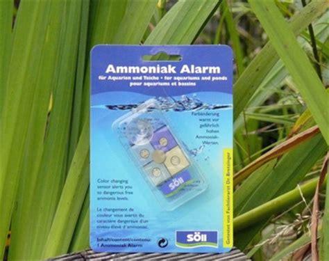 Wo Kann Ammoniak Kaufen by S 246 Ll Ammoniak Alarm Dauertest Teich Filter