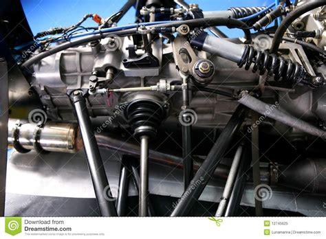 formula  car engine detail royalty  stock photo