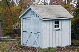 playhouse storage shed gable shed project plans