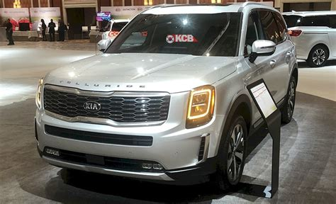 exterior pictures   spec kia telluride korean car blog