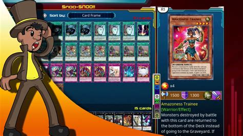 Ghostrick Deck Legacy Of The Duelist by Week Of Amazoness Building A Deck For 2015 Yugioh